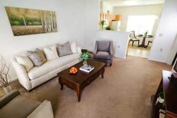 Living Room, Hillcrest - Senior 62+ Community, 0