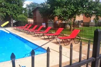 Pool, Kensington Ridge Apartments, 1