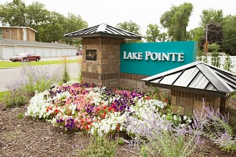Community Signage, Lake Pointe, 2
