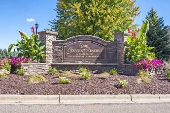 Community Signage, Grand Reserve, 0