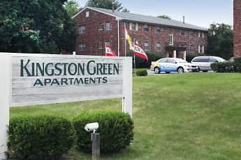 Community Signage, Kingston Green Apartments, 0