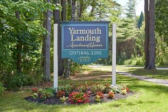 Community Signage, Yarmouth Landing, 0