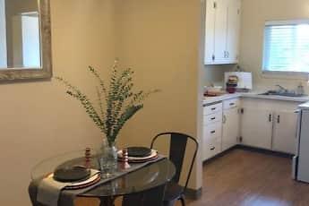 Kitchen, The Zelma Apartments, 1