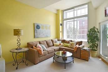 Living Room, Clocktower Place, 0