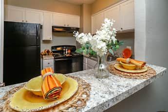 Kitchen, The Life at Beverly Palms, 0