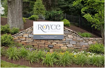 Community Signage, The Royce at Trumbull, 0