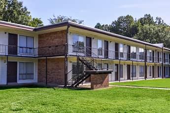 Building, Cherry Creek Apartments, 0