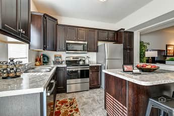 Kitchen, Hunters Pointe, 1