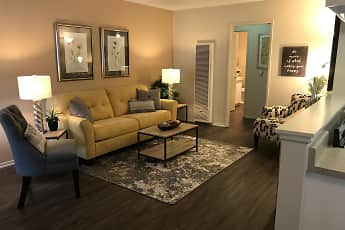 Living Room, Palm Central South, 0