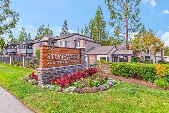 Community Signage, Stonewood Apartment Homes, 0