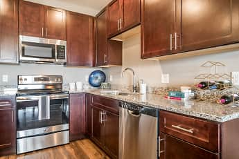 Kitchen, 360 at Jordan West, 0