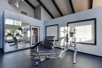 Fitness Weight Room, 3310 Apartment Homes, 2