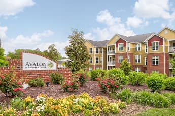 Building, Avalon at Sweeten Creek Apartments, 0