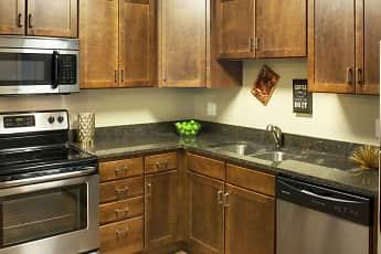 Kitchen, Valley Pond, 0