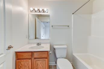 Bathroom, Friendship Village, 2