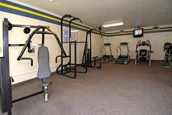 Fitness Weight Room, Park Sierra, 0