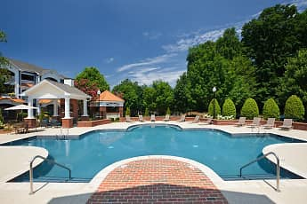 Pool, Bexley Commons At Rosedale, 0