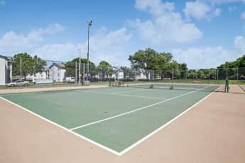 Recreation Area, Maple Ridge Apartments, 2