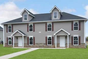 Building, Parkview Apartments & Townhomes, 0