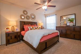 Bedroom, The Park at Mission Hills, 2