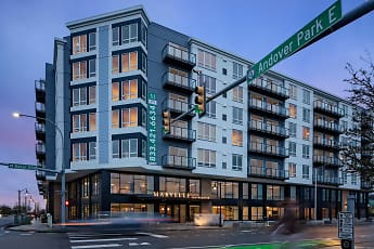 Building, Marvelle at Southcenter- Active Adult 55+, 2