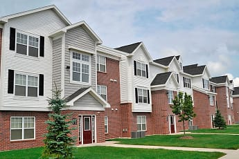 Building, Towne Lakes Apartments, 1