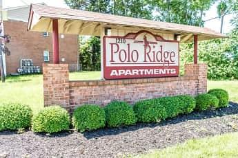 Community Signage, Polo Ridge Apartments, 0