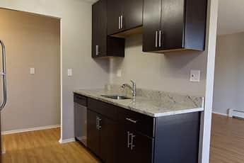 Kitchen, Westwood Apartments, 2
