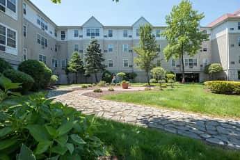 Courtyard, Walkover Commons, 1