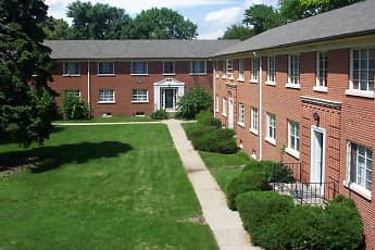 Wakonda Village Apartments, 1