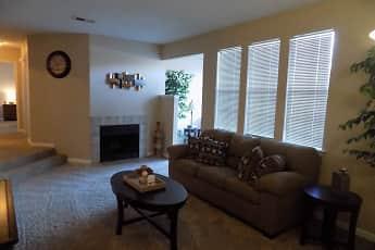 Living Room, The Landings at Edgewater, 0