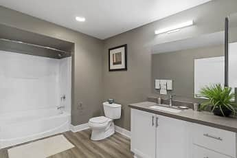 Bathroom, Santana Height at Santana Row, 2