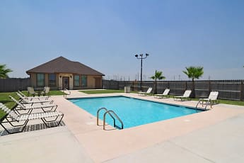 Pool, Stone Oak Townhomes, 1