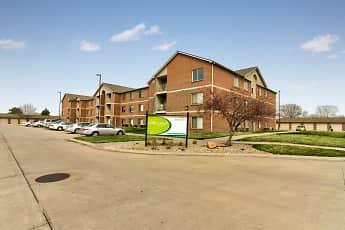 Building, Marshall Apartments, 0