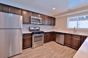 Kitchen, Lighthouse At Twin Lakes Apartment Homes, 0