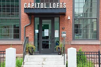 Community Signage, Capitol Lofts, 0