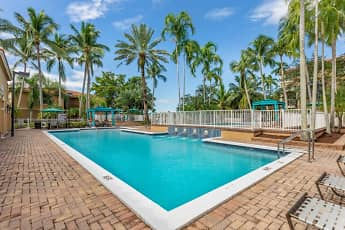 Pool, Gatehouse on the Green Apartments, 0