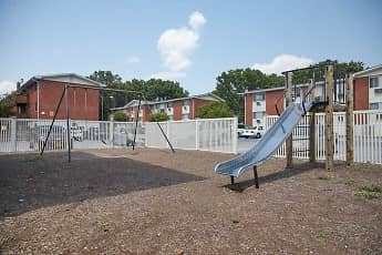 Playground, Dutchess Apartments, 2