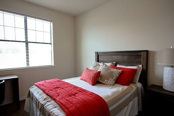 Bedroom, Camber Villas, 2
