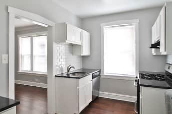 Kitchen, 302 Washington Apartments, 0