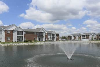 Lake, Cross Lake Apartments, 0
