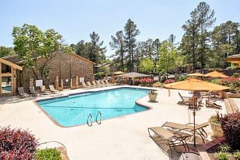 Pool, Woodcrest Apartments, 1