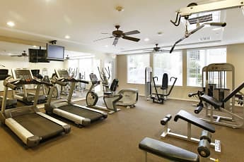 Fitness Weight Room, Monarch At Dos Vientos Ranch, 1