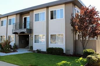 Building, 348 East Hillsdale Apartments, 0