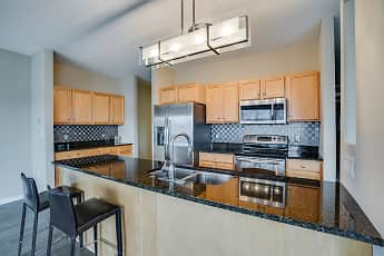 Kitchen, Riverview at Upper Landing, 0