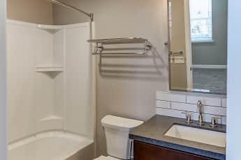 Bathroom, Overlook at Fountaingrove, 2