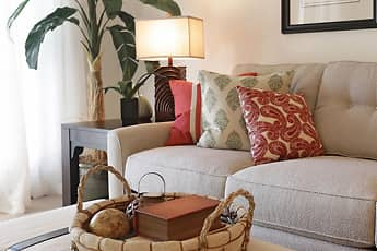 Living Room, Phillips Apartments, 0