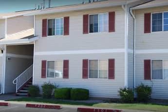 Building, Ridge View Apartments, 0