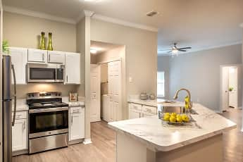 Kitchen, Cape House Apartments, 0