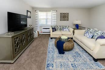 Living Room, Roberts Mill Apartments & Townhomes, 0